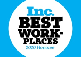 Best Workplaces 2020 logo